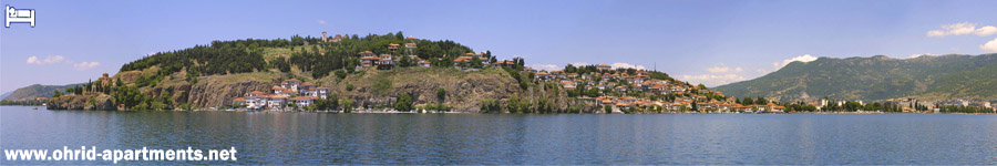 Ohrid apartments